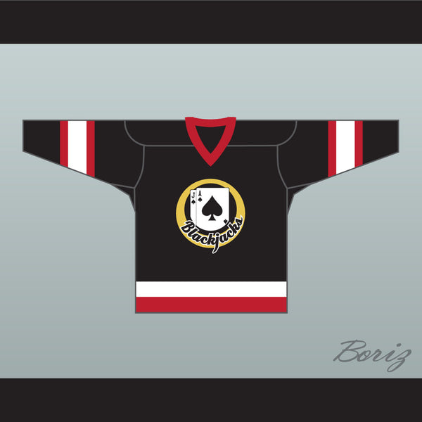 Ross The Boss Rhea Boston Blackjacks Hockey Jersey Any Player or Number New - borizcustom
