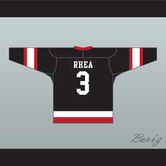 Ross The Boss Rhea Boston Blackjacks Hockey Jersey Any Player or Number New - borizcustom - 2