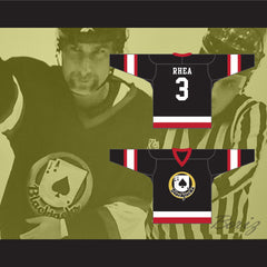 Ross The Boss Rhea Boston Blackjacks Hockey Jersey Any Player or Number New - borizcustom - 3