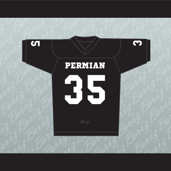 Historical Boobie Miles 35 Permian High School Panthers Football Jersey - borizcustom