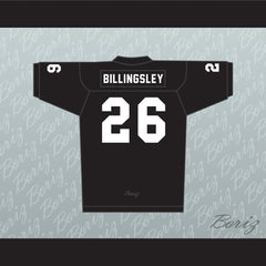 Garrett Hedlund Don Billingsley Permian High School Panthers Football Jersey - borizcustom