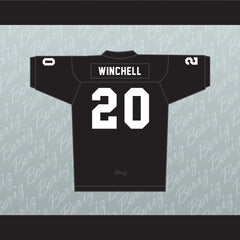 Lucas Black Mike Winchell Permian High School Panthers Football Jersey - borizcustom