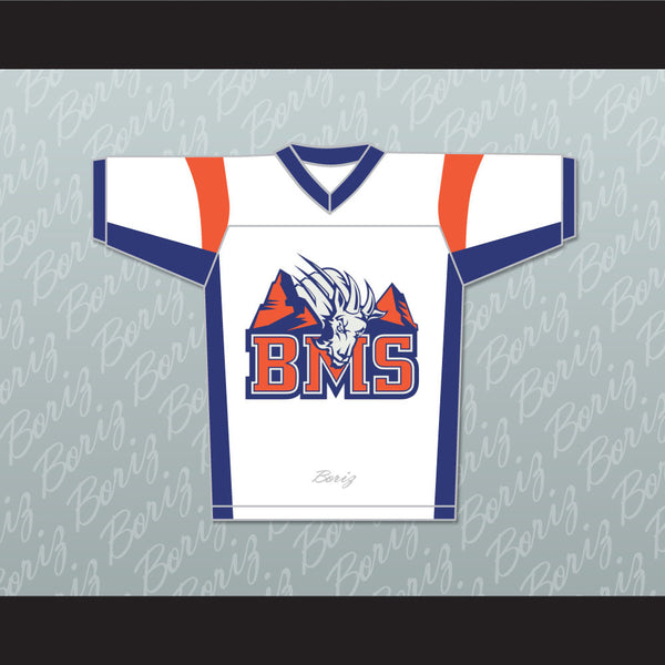 Thad Castle 54 Blue Mountain State Football Jersey Stitch Sewn Any Player - borizcustom