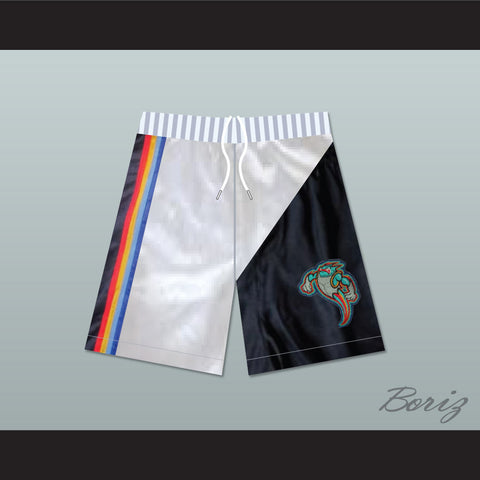 Bricklayers Basketball Shorts Sixth Annual Rock N' Jock B-Ball Jam 1996 - borizcustom