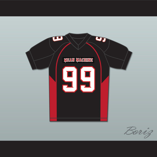 99 Bronson Mean Machine Convicts Football Jersey - borizcustom