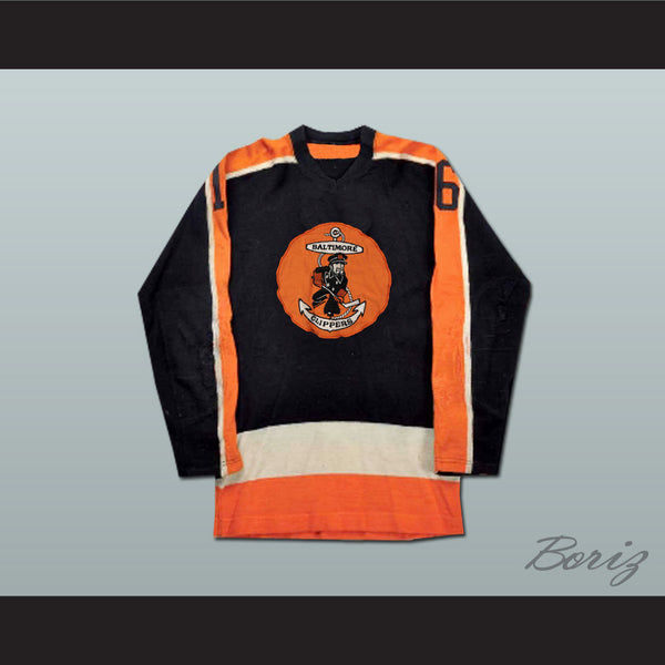 Baltimore Clippers Hockey Jersey Any Player or Number NEW - borizcustom