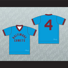 Baltimore Comets Football Soccer Shirt Jersey Any Player or Number New - borizcustom