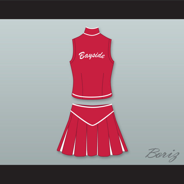 Kelly Kapowski Bayside Tigers High School Cheerleader Uniform Saved By The Bell - borizcustom