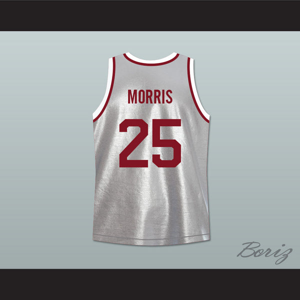 73eb955c308 ... Saved By The Bell Zack Morris 25 Bayside Tigers Basketball Jersey  Includes Tiger Patch - borizcustom ...
