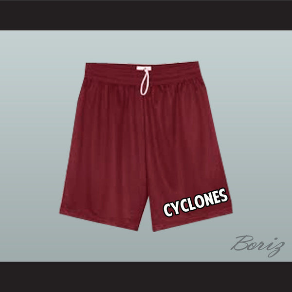 Beacon Hills Cyclones Lacrosse Shorts Teen Wolf All Sizes - borizcustom
