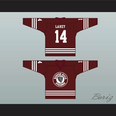Isaac Lahey 14 Beacon Hills Cyclones Hockey Jersey Teen Wolf TV Series New - borizcustom