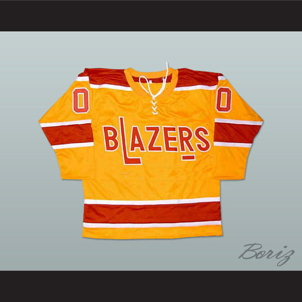 Bernie Parent Philadelphia Blazers Hockey Jersey Stitch Sewn New - borizcustom