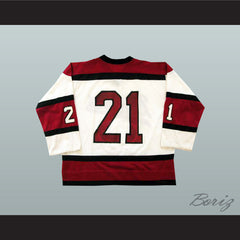 Bill Corkery Boston Hockey Jersey Any Player or Number - borizcustom