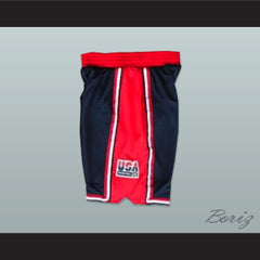 USA Dream Team Basketball Shorts All Sizes - borizcustom