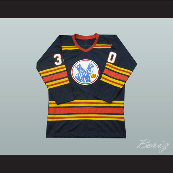 Kansas City Scouts Bill McKenzie Hockey Jersey Sewn All Sizes New - borizcustom