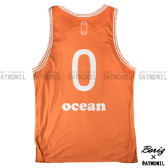 Channel Orange Basketball Jersey