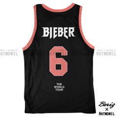 Purpose Tour Basketball Jersey