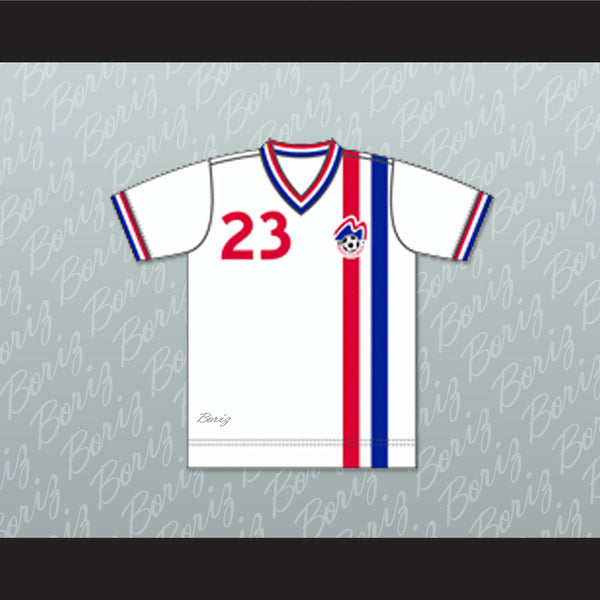 Boston Minutemen Football Soccer Shirt Jersey Any Player or Number New - borizcustom