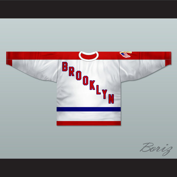 Brooklyn Americans 1941-42 Hockey Jersey New - borizcustom