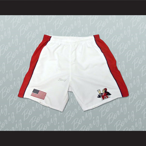 Bud Man LAX USA Basketball Shorts All Sizes - borizcustom