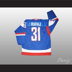 Peter Budaj Slovakia Hockey Jersey Stitch Sewn New Any Size - borizcustom - 2