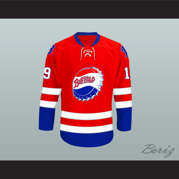 0050f14d63e Product Image Cody Hodgson 19 Buffalo Bisons Hockey Jersey Any Player or  Number New - borizcustom ...