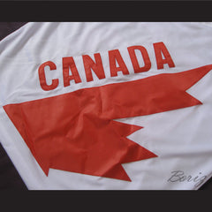 MARIO LEMIEUX 66 Canada Hockey Jersey All Sizes NEW - borizcustom