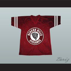 Isaac Lahey 14 Beacon Hills Cyclones Lacrosse Jersey Teen Wolf TV Series New - borizcustom