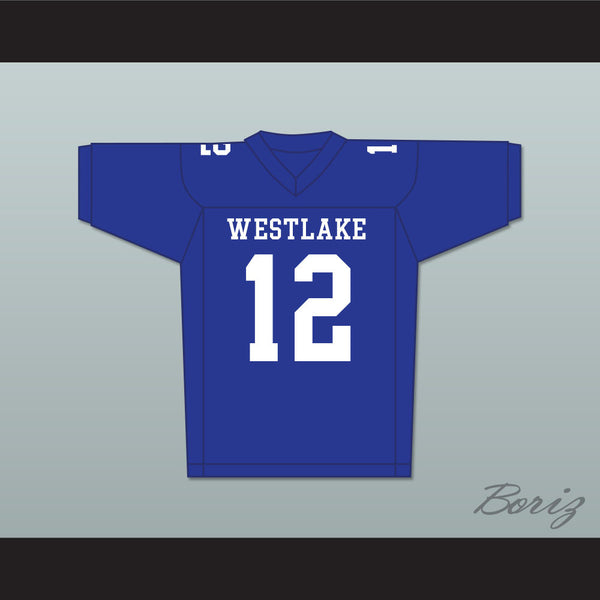 check out 33eb3 e5f8f Cam Newton 12 Westlake High School Home Football Jersey