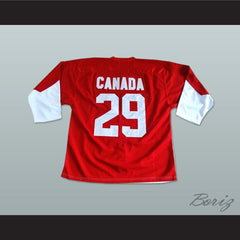 Ken Dryden Canada National Team Hockey Jersey Any Player or Number - borizcustom