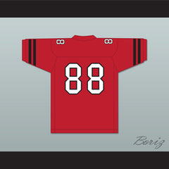 Charlie Sheen Cappie 88 Park High School Pirates Football Jersey Lucas