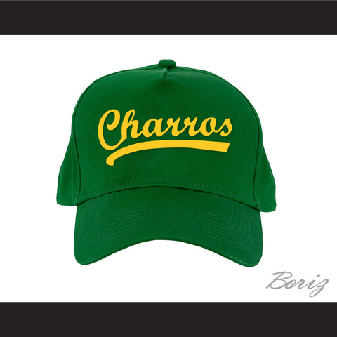 Kenny Powers Charros Green Baseball Hat Eastbound & Down - borizcustom - 1