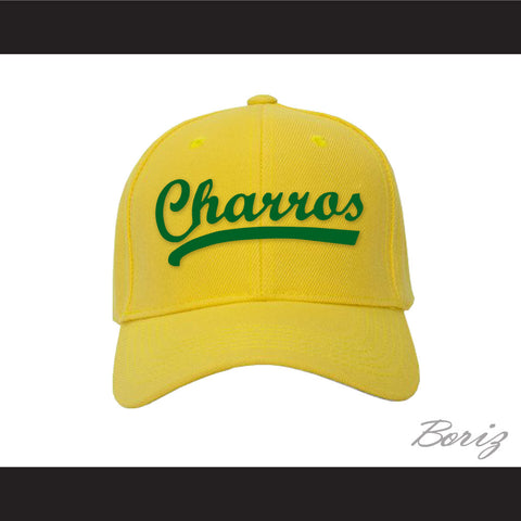 Kenny Powers Charros Yellow Baseball Hat Eastbound & Down - borizcustom - 1
