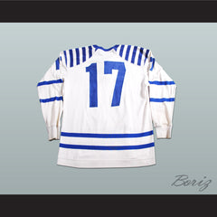 Cleveland Barons Hockey Jersey Any Player or Number - borizcustom