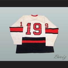 Coquitlam Comets Hockey Jersey Any Player or Number - borizcustom