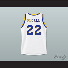 Omar Epps Quincy McCall 22 Crenshaw High School Basketball Jersey Love and Basketball - borizcustom