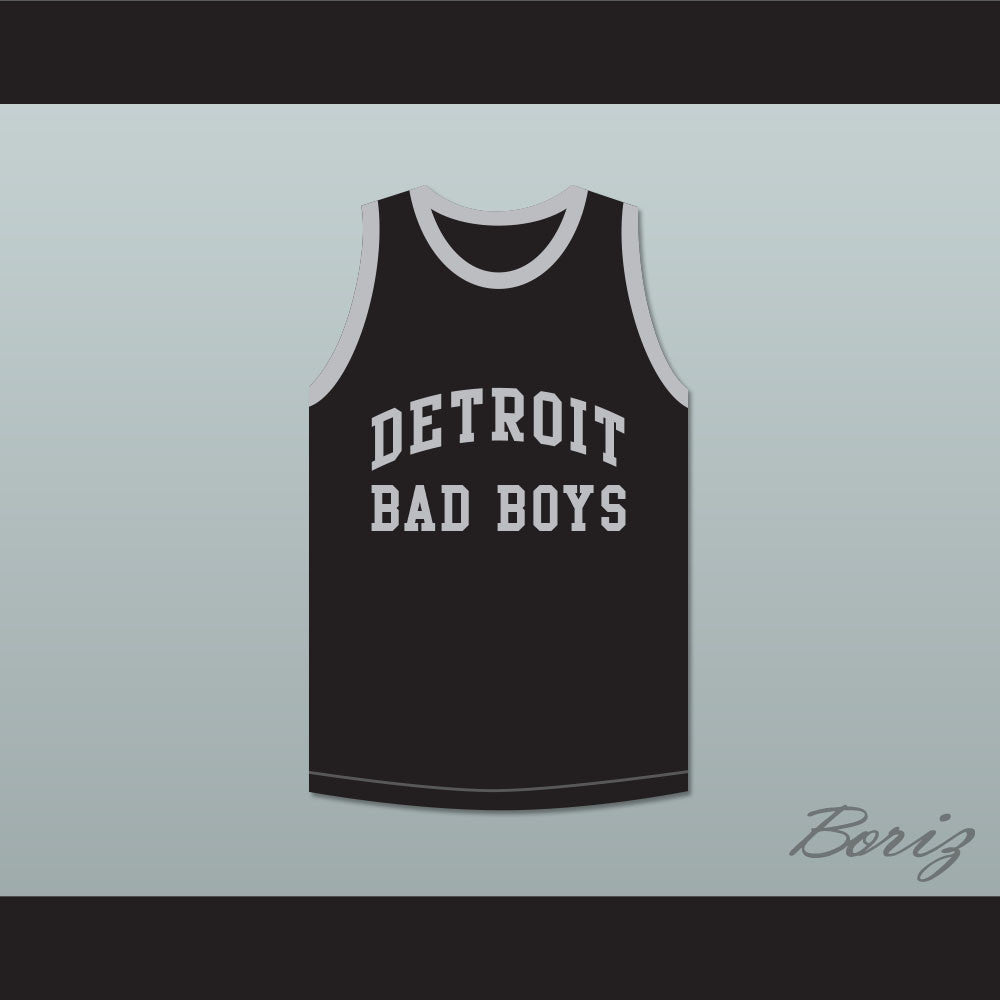 Vinnie Johnson 15 Detroit Bad Boys Basketball Jersey