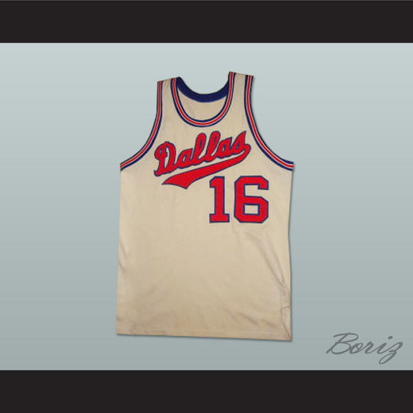 1968-69 Dallas Basketball Jersey Any Player or Number - borizcustom