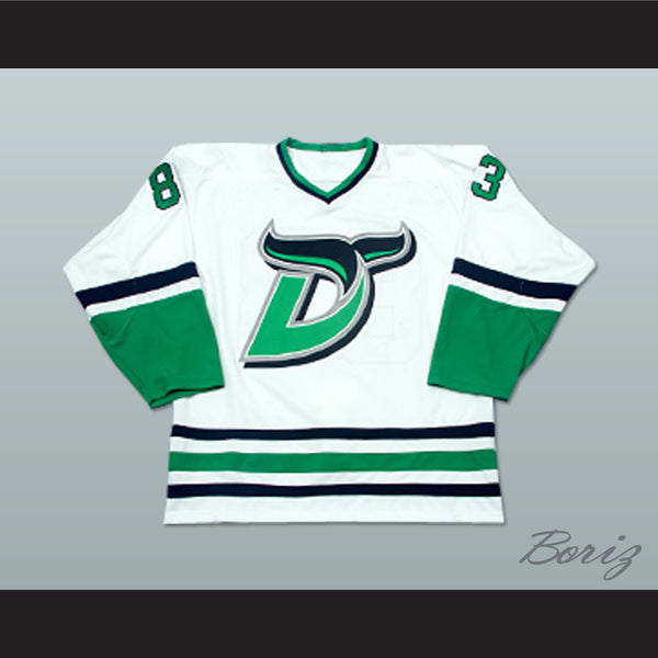 Product Image Whalers Ryan Patsch Hockey Jersey Any Player or Number New -  borizcustom ... bcfc510f7