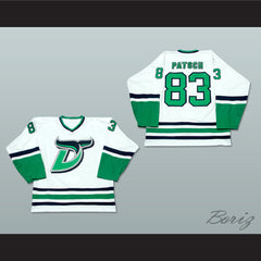 Whalers Ryan Patsch Hockey Jersey Any Player or Number New - borizcustom - 3