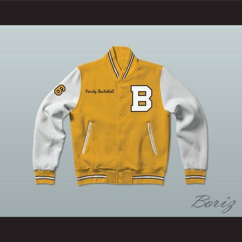 Dante Belasco 6 Bannon High School Varsity Letterman Jacket-Style Sweatshirt Jeepers Creepers 2