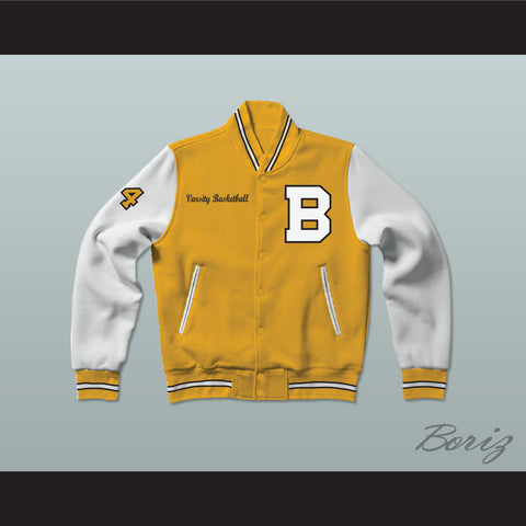 Deaundre Davis 14 Bannon High School Varsity Letterman Jacket-Style Sweatshirt Jeepers Creepers 2