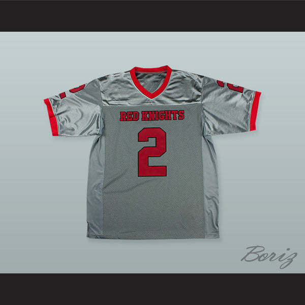 separation shoes df0ac 08df1 Deion Sanders 2 North Fort Myers High School Red Knights Football Jersey