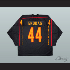 Dennis Endras Germany National Team Hockey Jersey Any Name or Number - borizcustom