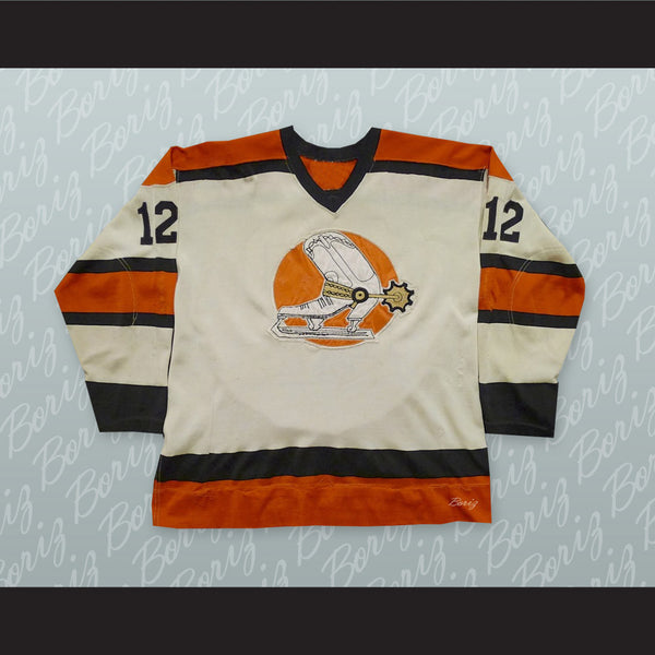 Denver Spurs Hockey Jersey Stitch Sewn NEW Any Player or Number - borizcustom
