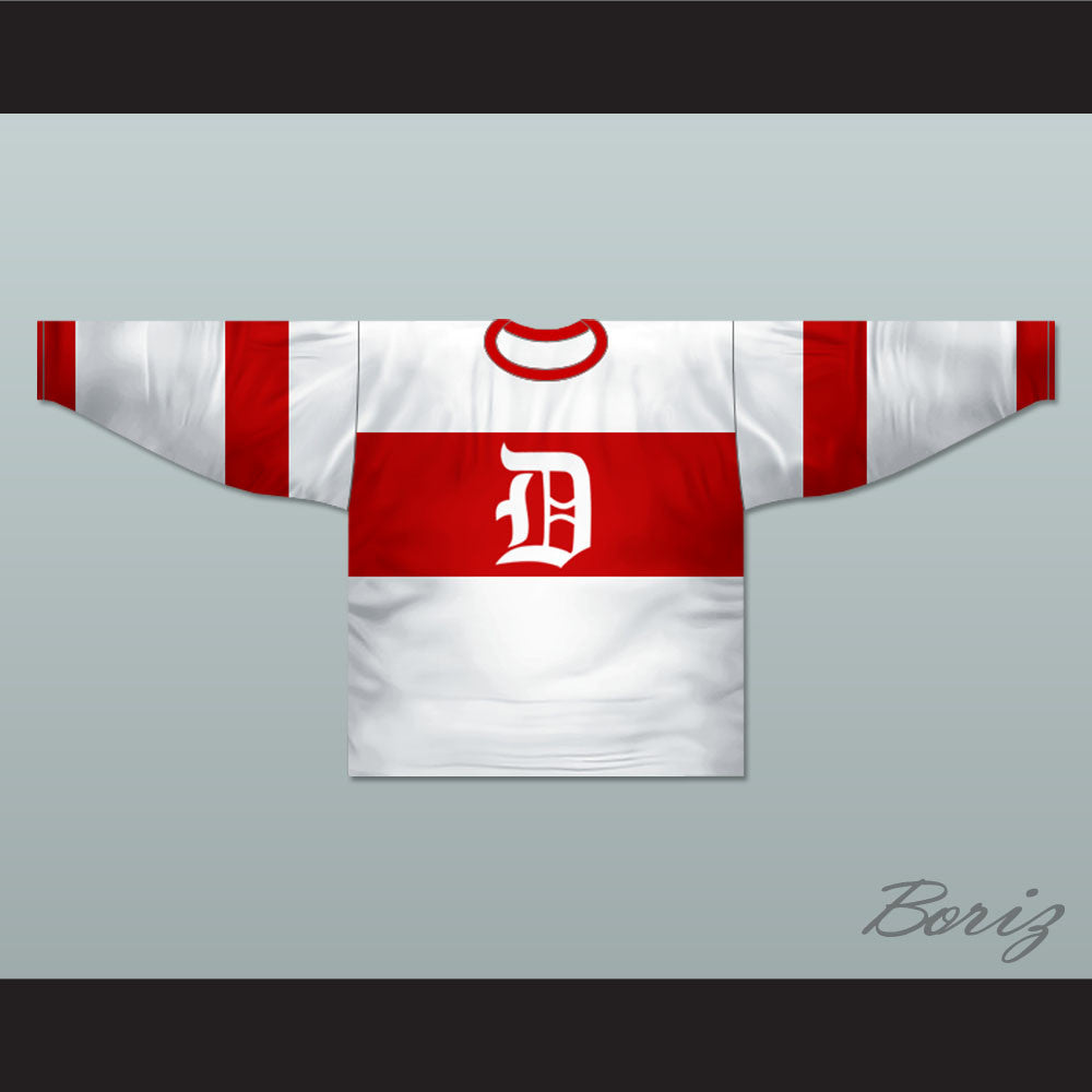 detroit cougars jersey