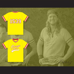 Alan Tudyk Steve 'The Pirate' Cowan 1539 Average Joe's Gym Dodgeball Jersey - borizcustom - 3