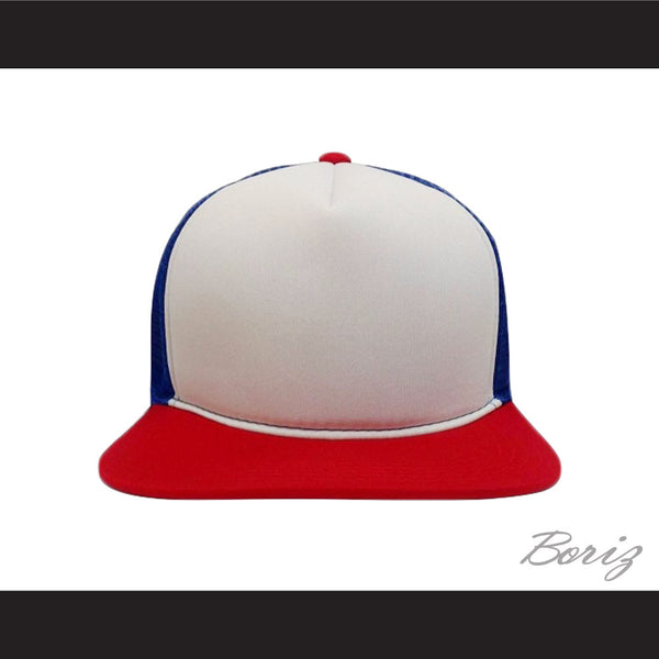 Dustin Henderson Stranger Things Trucker Mesh Baseball Hat 7abe8a6313a6