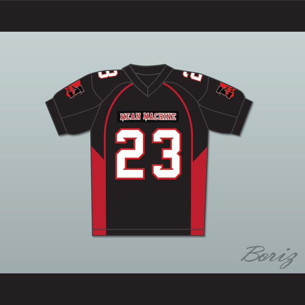 Nelly 23 Earl Megget Mean Machine Convicts Football Jersey Includes Patches - borizcustom