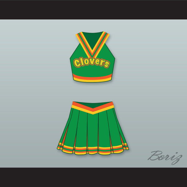 East Compton Clovers Cheerleader Uniform Bring It On - borizcustom - 1